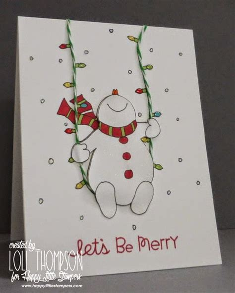 diy christmas cards make your own creative diy christmas cards this winter homesthetics inspiring ideas for your