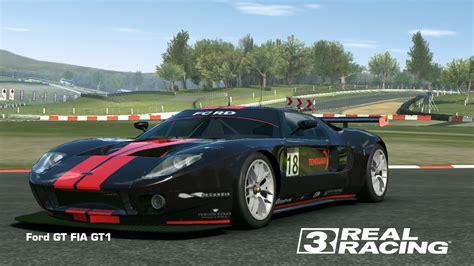image showcase ford gt fia gtjpg real racing  wiki