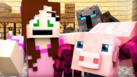 New Popularmmos Pat And Jen Minecraft Devil Transforms