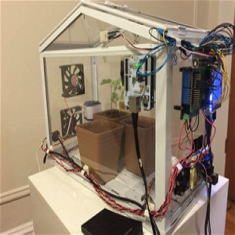 indoor greenhouseplanter box control projects