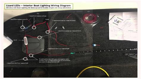 Lizard Leds Interior Boat Lighting Wiring Diagram Youtube