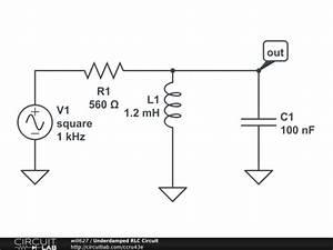 underdamped rlc circuit circuitlab With the rlc circuit pdf