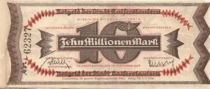 Deutsche Post Kaiserslautern : notgeld pfalz kaiserslautern 10 millionen mark 1923 notgeld deutschland notaphila ~ Watch28wear.com Haus und Dekorationen