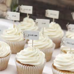 mr mrs cake topper vintage style cupcake decorations by