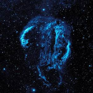 Supernova Remnant: The Cygnus Loop Nebula | Earth Blog