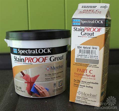 Review Spectralock Epoxy Grout  Retro Renovation. Kilim Beige. Landscaping Atlanta. Navy Blue Velvet Couch. Media Room Ideas