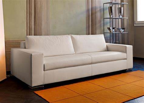 Contemporary Leather Sofa by Denver Leather Sofa Modern Leather Sofas Contemporary