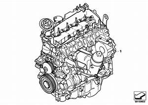 Original Parts For E92 320d N47 Coupe    Engine   Short Engine