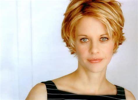 Meg Ryan Hair Cut