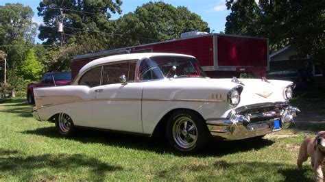 Chevrolet Dealers Nc by 1957 Chevrolet Bel Air Stock A118 For Sale Near
