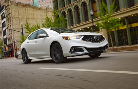 acura tlx inline  model   spec treatment