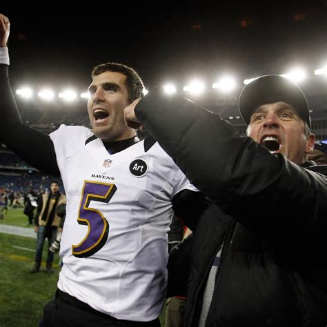 Super Bowl 2013: Joe Flacco Ready to Become Truly Elite ...