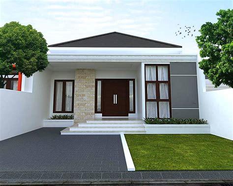 desain desain rumah sederhana contoh