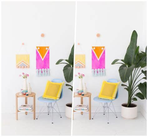 decorazioni muri interni fai da te 1001 idee per decorazioni da parete fai da te facili
