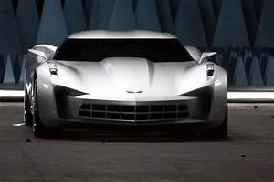 Chevrolet Stingray Concept is Sideswipe Transformer ...