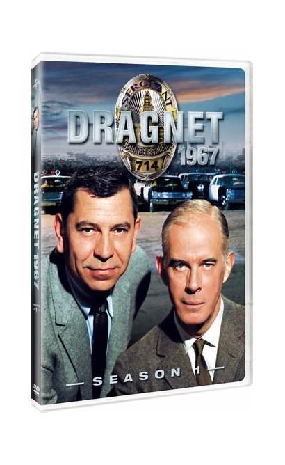 Dragnet Season 1967 Dvd Universal
