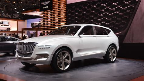 It debuted early this year, but details about trim levels and pricing have been slow to emerge. Genesis GV80 Concept Hints At Brand's First SUV