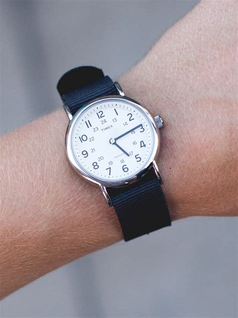 affordable timex watches  wearing