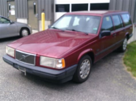 1994 Volvo 940 Wagon by 1994 Volvo 940 Turbo Wagon No Reserve For Sale