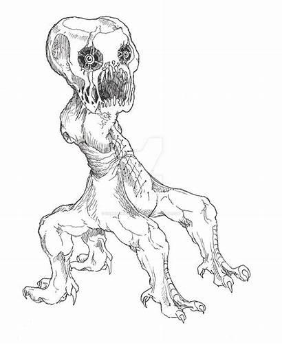 Creeper Drawing Creepers Minecraft Drawings Deviantart Getdrawings