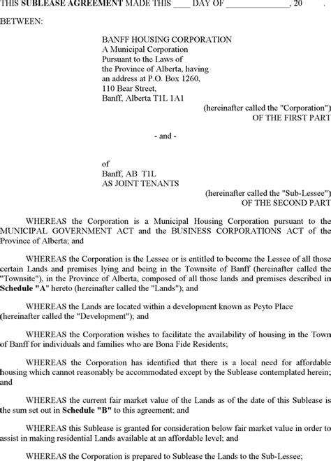 rent  lease template template   speedy
