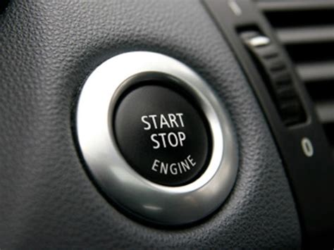 Push To Start Button Ignition