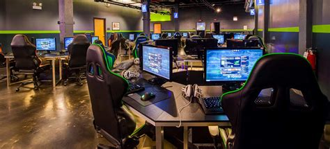ignite gaming lounge facility chicago downtown elston ave