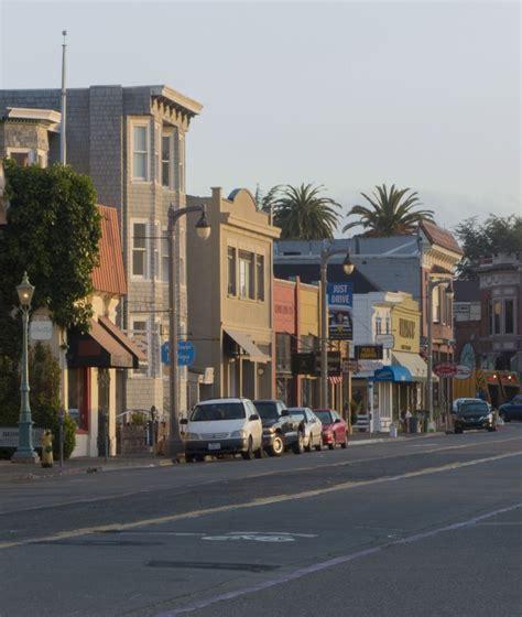 View Of Downtown Sausalito Sausalito California