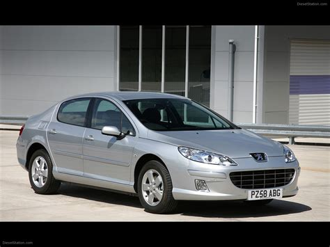 the latest peugeot car the new 2009 peugeot 407 exotic car photo 11 of 28