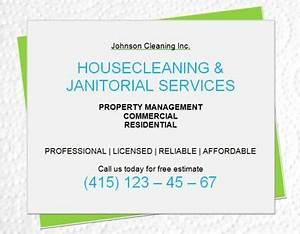 Window Cleaning Flyer 14 Free Cleaning Flyer Templates House Or Business