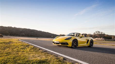 Wallpaper Porsche 718 Boxster Gts, 2018 Cars, 4k, Cars