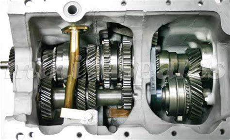 Mini Gearbox 5 Speed A Plus Gears,except Turbo