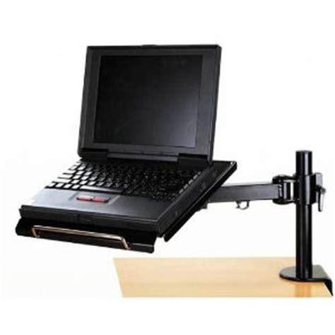 desk mount monmount 332b adjustable notebook mount free shipping Laptop