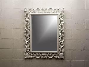 Specchio in stile barocco Elisabetta