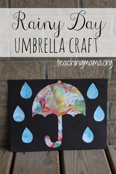 wild weather crafts activities diy thought