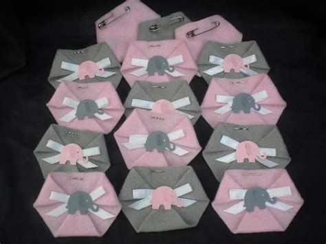 pc dirty diaper game baby shower elephant theme boy girl