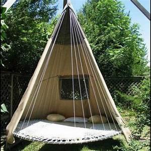 Trampoline, Bed, Swing