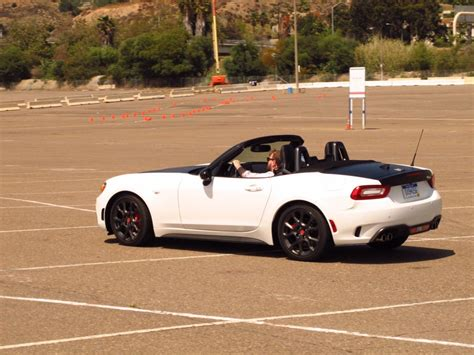 Fiat San Diego by 2017 Fiat 124 Spider Drive Review