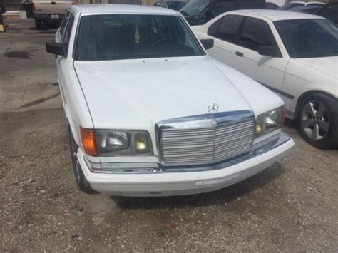 Recommended oil for mercedes benz 500 sel 1984? 1984 Mercedes Benz 500sel Grey Market - Classic Mercedes ...