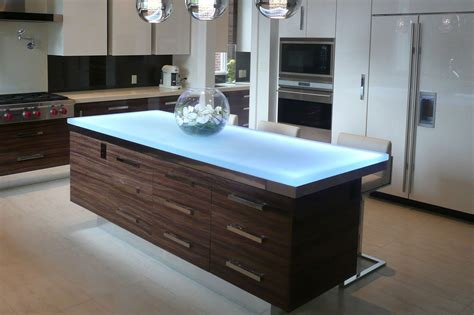 ultimate luxury touch   kitchen decor glass