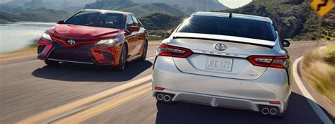 toyota camry style  exterior color options