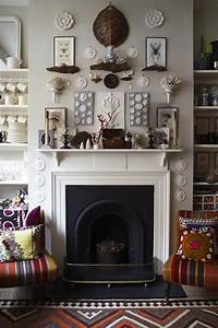 How, To, Decorate, Above, A, Fireplace