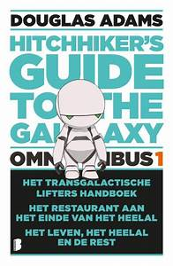 Hitchhiker U0026 39 S Guide To The Galaxy  1 Van Douglas Adams