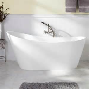 kohler wall mount kitchen faucet 65 quot arcola acrylic freestanding tub bathtubs bathroom