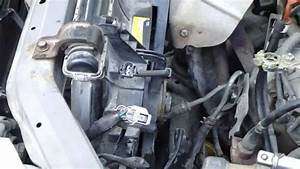 How To Replace Radiator Toyota Camry  2 2 Liter Engine