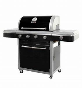 Grand Barbecue Electrique : barbecue gaz grandhall ~ Melissatoandfro.com Idées de Décoration