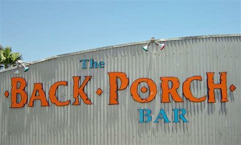Live Music In Port Aransas At The Back Porch