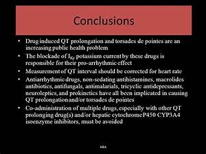 Antipsychotics and QTc Prolongation - ppt download