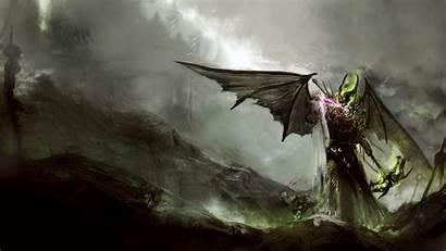 Deviantart Fantasy Death Destruction Sword Wallpapers Desktop