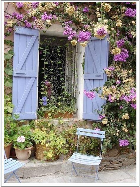 French Country Garden English Garden Inspired Patio